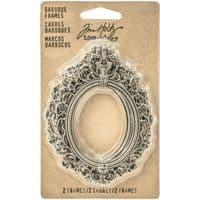 Tim Holtz - Idea-ology - Antique Frames Braoque